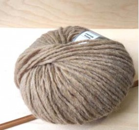 Bolivia Worsted, Beige