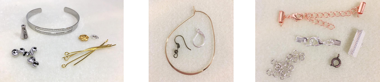 composant pour bijoux fantaisie pas cher